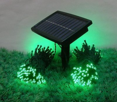 FY-500L-SP Series 500 LED Solar FY-500L-SP Series 500 LED Solar String Lightson sales - Solar Christmas Lights China manufacturer